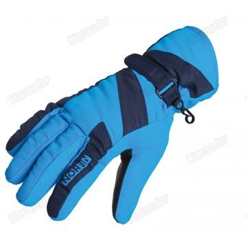 Перчатки ветрозащитные Norfin Women Windstop Blue (женские)